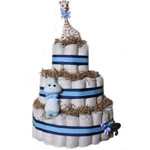 High End Diaper Cakes