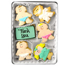 Organic Cookies Gift Set - Baby Thank You