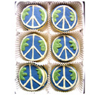 Organic Cookies Gift Set - Peace on Earth