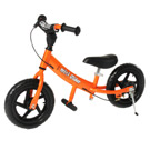 Mini Glider - Orange Balance Bike