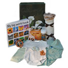 "Organic Baby Gift Box - ""Save the Planet"""