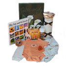 Organic Baby Gift Box - Im Eco Friendly Baby
