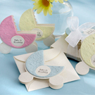 Plantable Wildflower Baby Shower Favors (Set of 12)