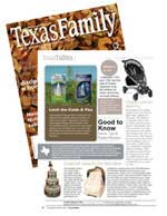 GrowInStyle in Texas Family Magazine