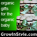 organic gifts for the organic baby